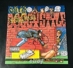 Snoop Dogg Autographed Doggy Style Vinyl Record Album/ JSA