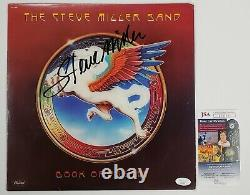 Steve Miller Signed Book Of Dreams Vinyl Record Band Album LP RARE Auto JSA