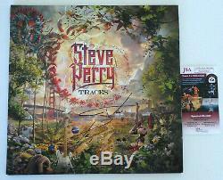 Steve Perry Authentic Signed Traces Record Album LP Autographed, JSA COA