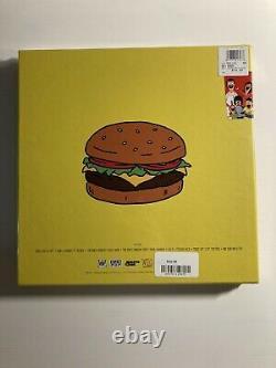 THE BOB'S BURGERS MUSIC ALBUM Box Set Signed Edition Sealed OOP Poster Vinyl