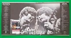 THE EVERLY BROTHERS LP ALBUM SIGNED BY BOTH DON & PHIL EVERLY JSA COA psa