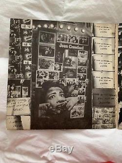 THE ROLLING STONES SIGNED ALBUM Exile on Main Street Signed by Band Members