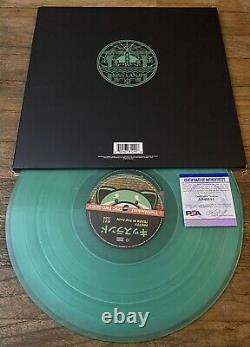 THE WEEKND SIGNED KISSLAND ALBUM VINYL 2LP With PSA COA