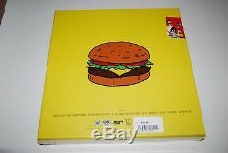 The Bob's Burgers Music Album Barnes & Noble Exclusive Box Set Autograph SEALED