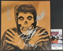 The Misfits Band Signed Collection II Lp Vinyl Album Jsa Cert Jerry Only