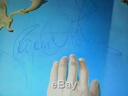 The Who Tommy Signed Album Authentic Autographs By All 4 Including Keith Moon
