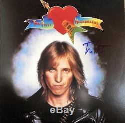 Tom Petty- Signed Record Album