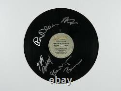 Tom Petty and The Heartbreakers JSA Signed Autograph Album LP Damn The Torpedoes