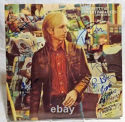 Tom Petty and the Heartbreakers group Signed Autographed Album B