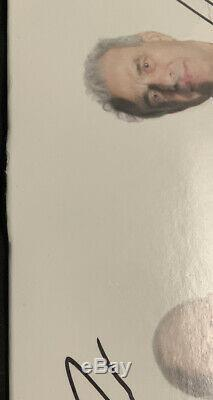 Twenty one pilots SIGNED AUTOGRAPH Vessel LP Vinyl Album Tyler Joseph Josh Dun