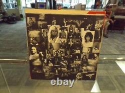 Van Halen Diver Down Album signed by Eddie Van Halen with COA
