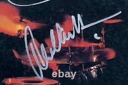 Van Halen signed album 1st lp group autographed eddie van halen epperson loa