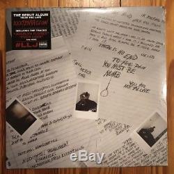 Xxxtentacion And 17 Vinyl Album Record Question Mark New Autograph Replacement
